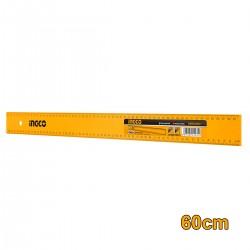 Χάρακας - ρίγα Αλουμινίου 60cm HSR26002 INGCO