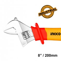 Επαγγελματικό Γαλλικό Κλειδί Ηλεκτρολόγου 1000V VDE HIADW081 INGCO