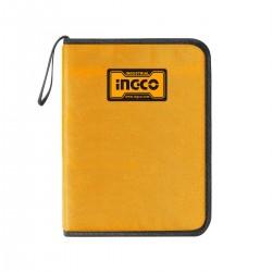 Επαγγελματικό Σετ 12 τεμ Κατσαβίδια Ηλεκτρολόγου Ακριβείας 1000V VDE HKISD1201 INGCO