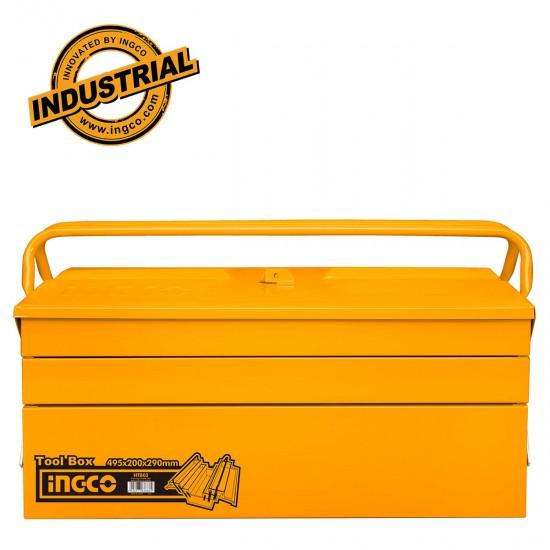 Επαγγελματική Εργαλειοθήκη Μεταλλική HTB02 INGCO