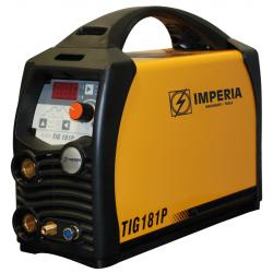 Ηλεκτροσυγκόλληση Παλμικά Inverter (TIG & MMA) TIG  TIG 201P 65648 IMPERIA