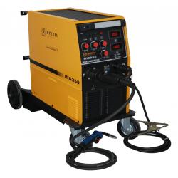 Ηλεκτροσυγκόλληση Inverter Σύρματος & Ηλεκτροδίου (MIG/MMA) MIG350 65656 IMPERIA