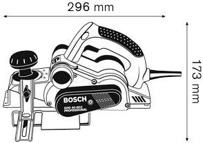 GHO 40-82 C BOSCH