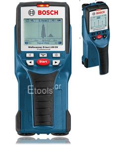 Ανιχνευτής Wallscanner D-tect 150 SV Professional