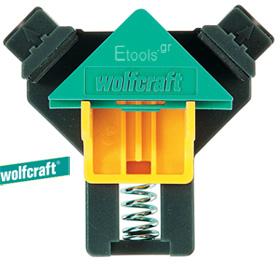ES 22 σφιγκτήρας για γωνίες Wolfcraft